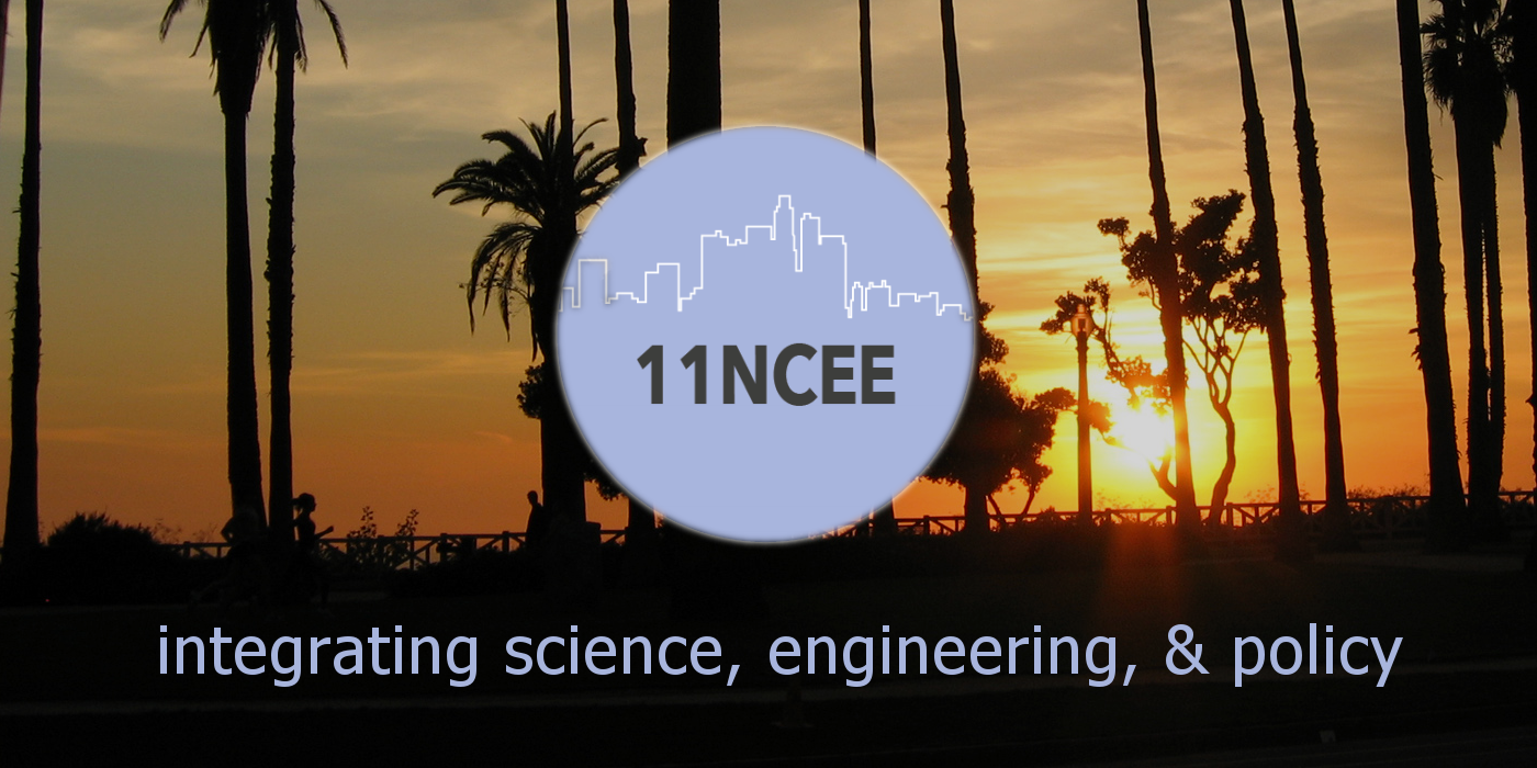 11NCEE will be held in Los Angeles, CA from June 25 to 29, 2018